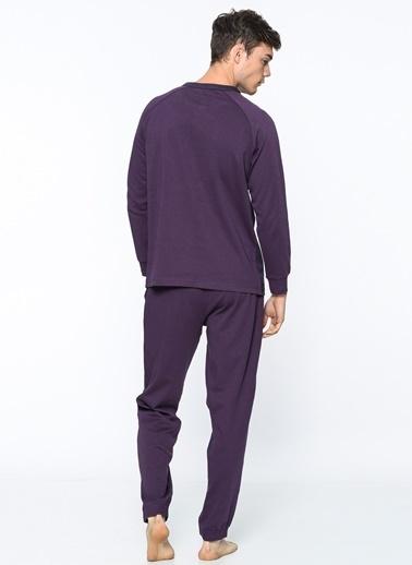 Dagi Pijama Takım Mor